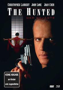 The Hunted - Der Gejagte (Limited Mediabook, Blu-ray+DVD) (1995) [FSK 18] [Blu-ray]