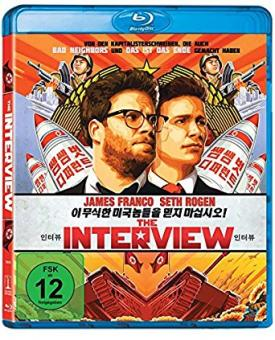 The Interview (2014) [Blu-ray]