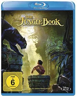 The Jungle Book (2016) [Blu-ray]