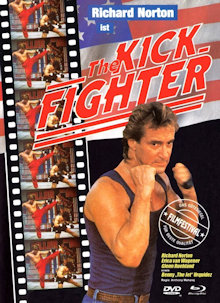 The Kick Fighter (Limited Mediabook, Blu-ray+DVD, Cover A) (1989) [FSK 18] [Blu-ray]