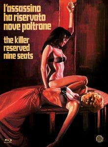 The Killer Reserved Nine Seats (OmU) (1974) [FSK 18] [Blu-ray]