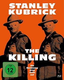 The Killing - Die Rechnung ging nicht auf (1956) [Blu-ray]