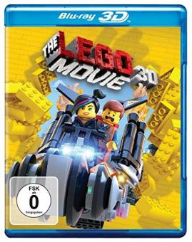 The LEGO Movie (2014) [3D Blu-ray]