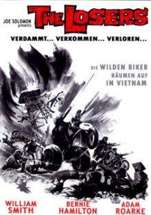 The Losers - Verdammt, verkommen, verloren (Kleine Hartbox) (1970) [FSK 18]