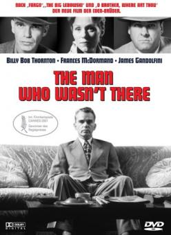 The Man Who Wasn't There (2001) [Gebraucht - Zustand (Sehr Gut)]