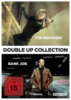 The Mechanic / Bank Job (Double Up Collection, 2 Discs) [FSK 18]