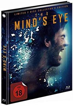 The Mind's Eye (Limited Mediabook, Blu-ray+DVD, Cover A) (2015) [FSK 18] [Blu-ray]