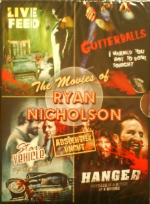 The Movies of Ryan Nicholson (4 DVDs, Uncut) [FSK 18]