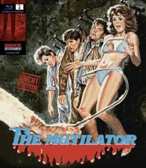 The Mutilator (Uncut) (1985) [FSK 18] [Blu-ray]