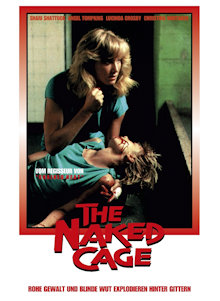 The Naked Cage (Limited Mediabook, Blu-ray+DVD, Cover D) (1986) [FSK 18] [Blu-ray]