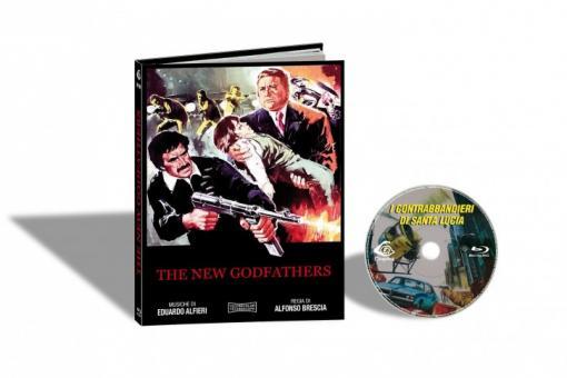Der Grosse Kampf des Syndikats (Limited Mediabook, Cover D) (1979) [FSK 18] [Blu-ray]