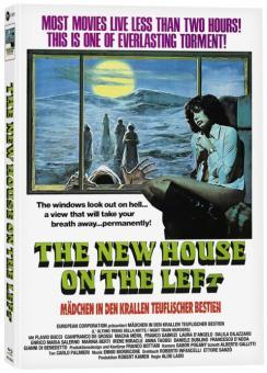 Mädchen in den Krallen teuflischer Bestien (Limited Mediabook, Blu-ray+DVD, Cover D) (1975) [FSK 18] [Blu-ray]