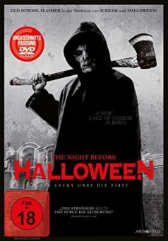 The Night Before Halloween (Uncut) (2013) [FSK 18]