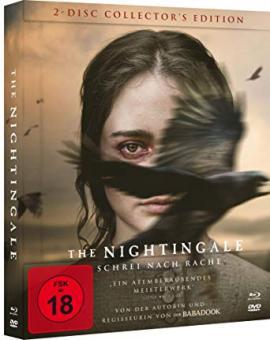 The Nightingale - Schrei nach Rache (Limited Mediabook, Blu-ray+DVD) (2018) [FSK 18] [Blu-ray]