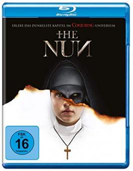 The Nun (2018) [Blu-ray]