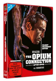 The Opium Connection (Limited Edition, Blu-ray+DVD) (1972) [FSK 18] [Blu-ray]