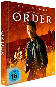 The Order (Limited Mediabook, Blu-ray+DVD, Cover A) (2001) [Blu-ray]