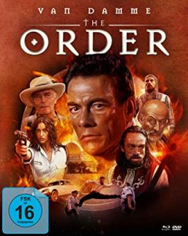 The Order (Limited Mediabook, Blu-ray+DVD, Cover B) (2001) [Blu-ray]
