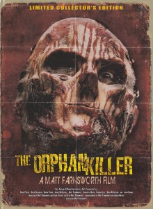 The Orphan Killer (Limited Collector's Edition, Mediabook, Blu-ray+DVD) (Cover A) (2011) [FSK 18] [Blu-ray]