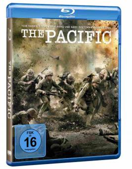 The Pacific (6 Discs) (2010) [Blu-ray]