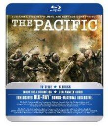 The Pacific (Tin-Box, 6 Discs) (2010) [Blu-ray]