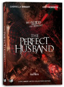 The Perfect Husband (Limited Mediabook, Blu-ray+DVD, Cover A) (2014) [FSK 18] [Blu-ray]