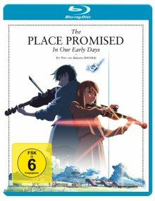 The Place Promised in Our Early Days (2004) [Blu-ray]