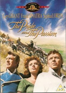 The Pride And The Passion (Stolz und Leidenschaft) (1957) [UK Import mit dt. Ton] [Gebraucht - Zustand (Sehr Gut)]
