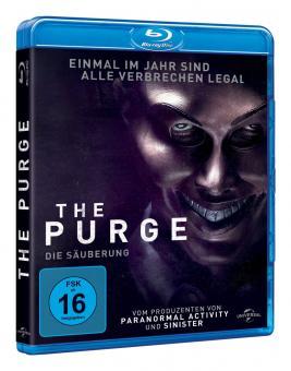 The Purge - Die Säuberung (2013) [Blu-ray]