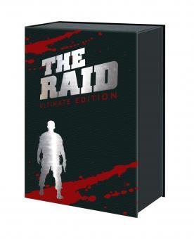 The Raid (Ultimate Edition, Blu-ray+DVD) (2011) [FSK 18] [Blu-ray]