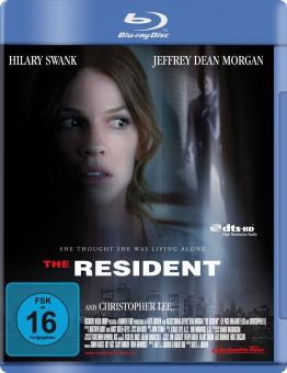 The Resident (2010) [Blu-ray]