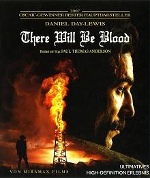 There Will Be Blood (2007) [Blu-ray]