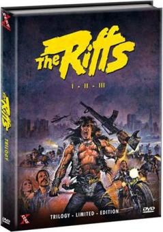 The Riffs - I - II - III (Limited Mediabook Edition, 3 Discs, Cover B) [FSK 18] [Gebraucht - Zustand (Sehr Gut)]