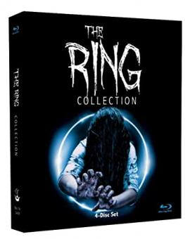 The Ring - Limited Legacy Collection (Digipack im Schuber plus Booklet) (4 Discs) [Blu-ray]