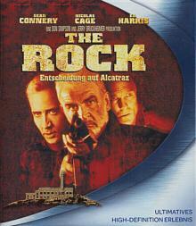 The Rock (1996) [FSK 18] [Blu-ray]