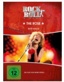 The Rose (Rock & Roll Cinema DVD 11) (1979) [Gebraucht - Zustand (Gut)]