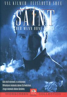 The Saint - Der Mann ohne Namen (1997) [UK Import mit dt. Ton]