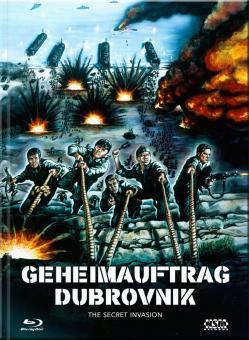 Geheimauftrag Dubrovnik (Limited Mediabook, Blu-ray+DVD, Cover B) (1964) [Blu-ray]