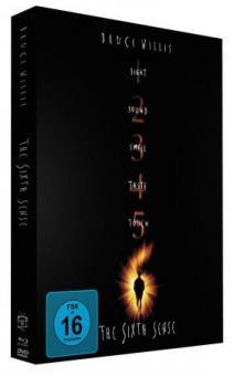 The Sixth Sense (Limited Mediabook, Blu-ray+DVD) (1999) [Blu-ray]