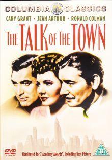 The Talk of Town (1942) [EU Import mit dt. Untertitel]