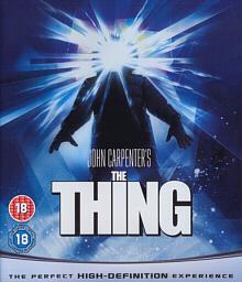 Das Ding aus einer anderen Welt (1981) [FSK 18] [UK Import mit dt. Ton] [Blu-ray]