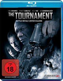 The Tournament (2009) [FSK 18] [Blu-ray]