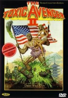 The Toxic Avenger 2 - Director's Cut (uncut) (1989) [FSK 18]