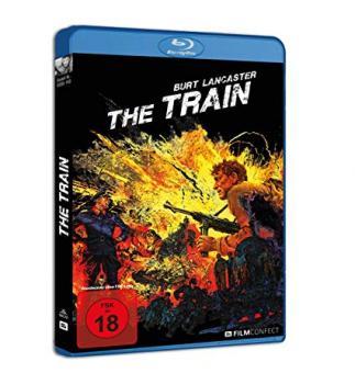 The Train (1964) [FSK 18] [Blu-ray]
