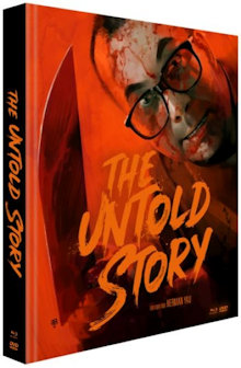 The Untold Story (Limited Mediabook, Blu-ray+2 DVDs, Cover A) (1993) [FSK 18] [Blu-ray]
