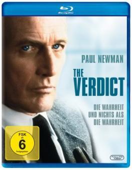 The Verdict (1982) [Blu-ray]
