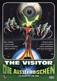 The Visitor - Die Ausserirdischen (Cover B) (1979) [FSK 18]