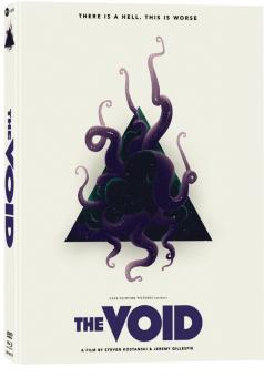 The Void (Limited Mediabook, Blu-ray+DVD, Cover C) (2016) [Blu-ray]