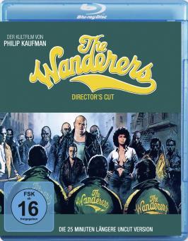 The Wanderers (Director's Cut) (1979) [Blu-ray]