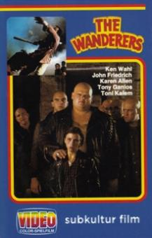 The Wanderers (Große Hartbox, Limitiert auf 99 Stück) (1979) [Blu-ray]